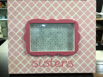Sisters - 852-P -Picture Frame
