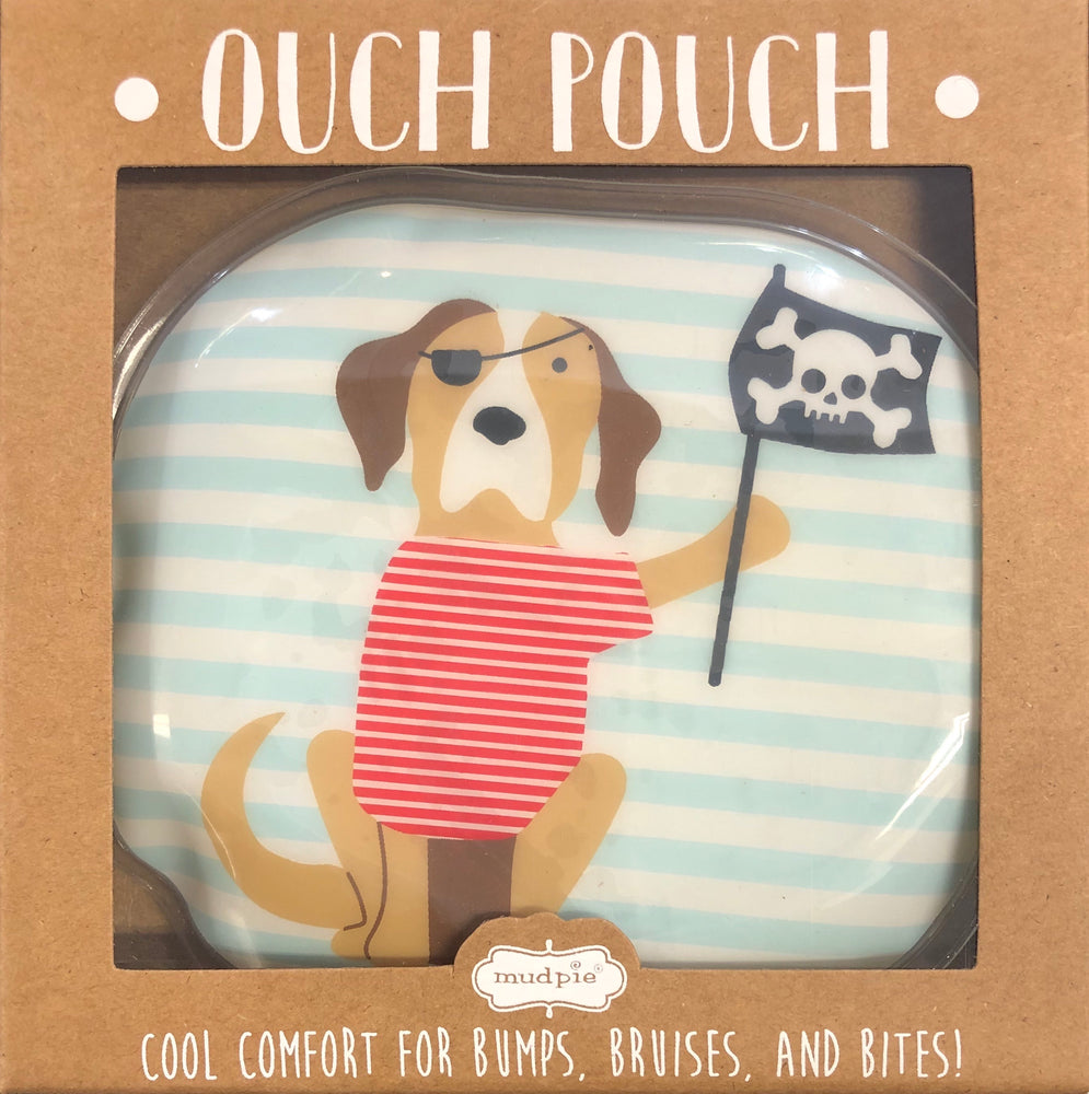 Pirate Puppy Ouch Pouch