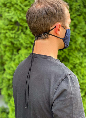Adjustable Face Mask Strap