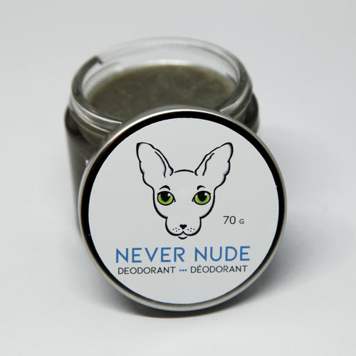 Never Nude Sensitive Skin Deodorant