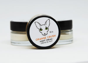 Orange Crush Eye + Night Cream