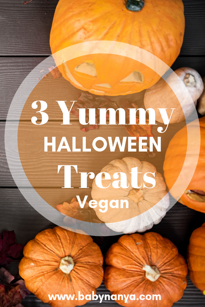 3 Yummy Halloween Treats
