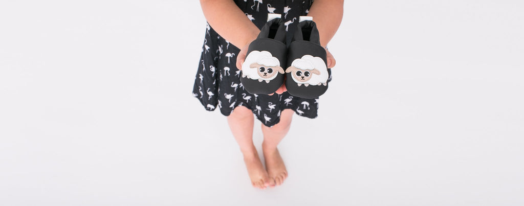 Barefoot vs. Shoes for Babies + Toddlers