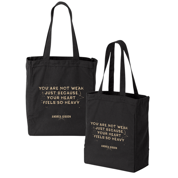 Feels Heavy Tote