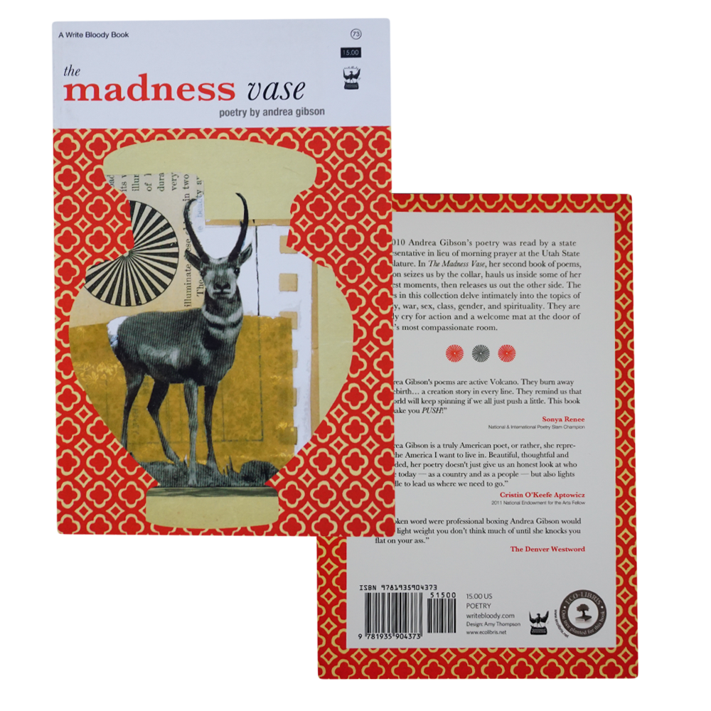 Andrea gibson the madness vase book music books andrea gibson the madness vase book reviewsmspy