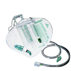 Bard I.C. Infection Control 350mL Urine Meter Drainage Bag 2500mL, Sterile, Latex Free