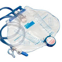 Kendall Dover™ Urine Drainage Bag with Luer Lock Sampling, Anti-Reflux Device, Drain Port and Spout 2000mL