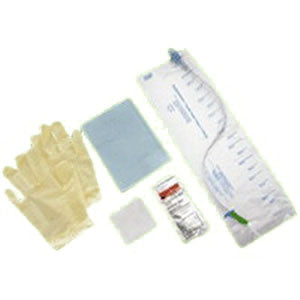 Teleflex MMG™ Closed System Intermittent Catheter Kit, Female, Straight, 6Fr
