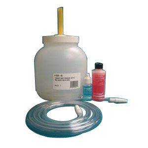 "Torbot Urinary Night Drainage Set, 60"" Tubing, 2 Qt Bottle"