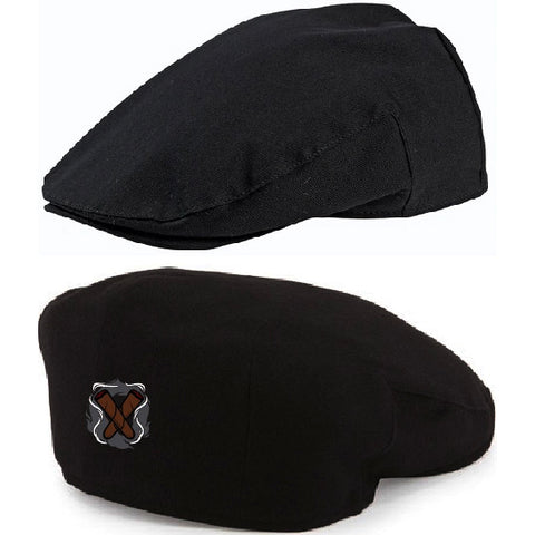 Black Cigar Pxrn Logo Driver Hat