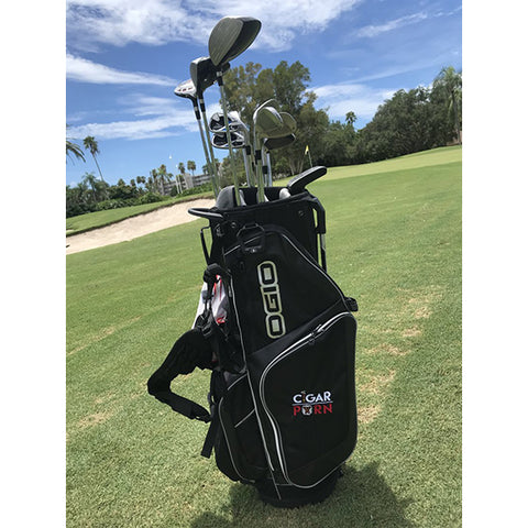 Cigar Pxrn Golf Bag