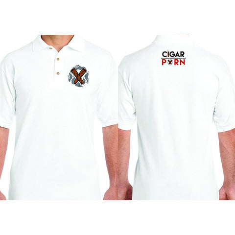 White Cigar Pxrn Polo