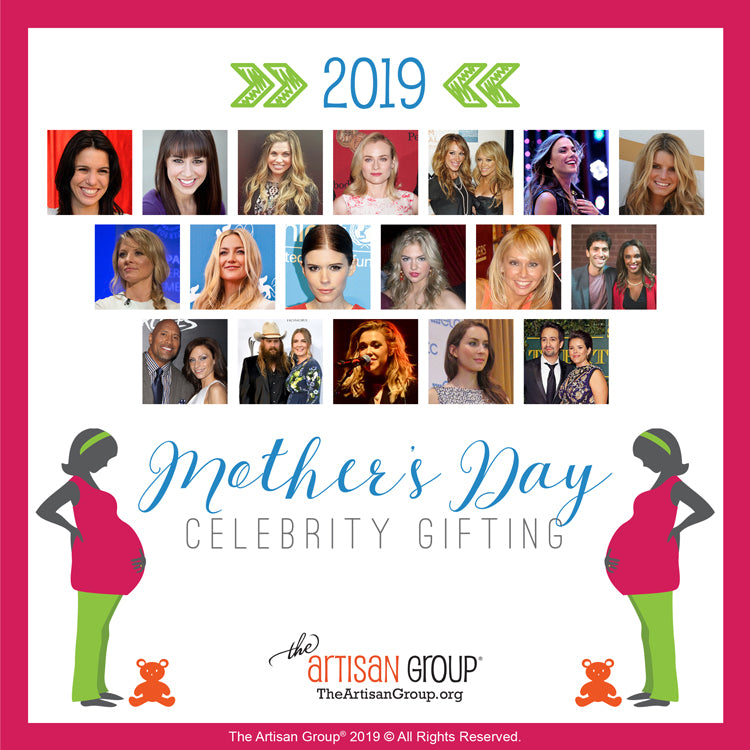 Mother's Day  Celebrity Gifting 2019
