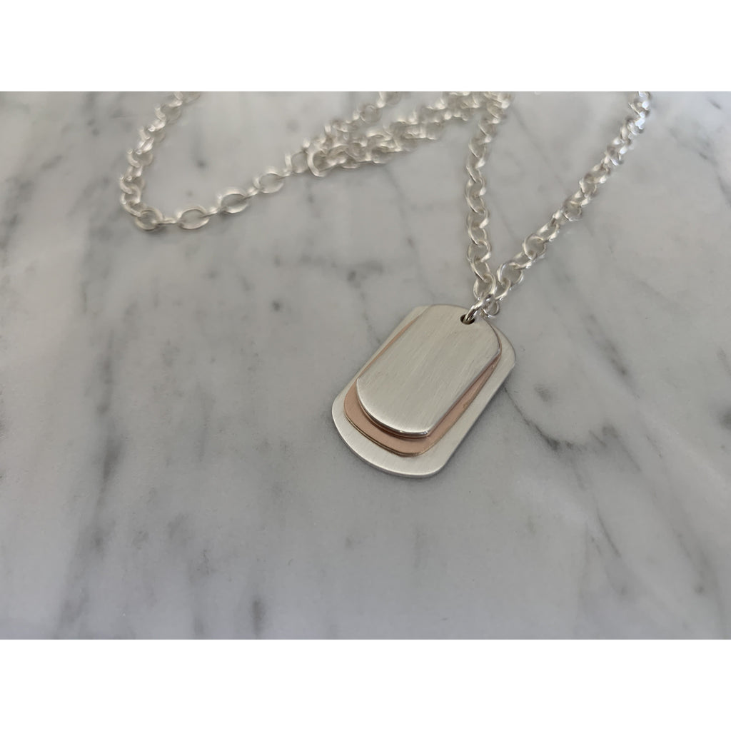 Triple Dog Tag as seen at GBK's 2020 Oscar Celebrity Gift Lounge