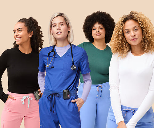 Discover the versatility of our InfraCycle Smart Underscrubs