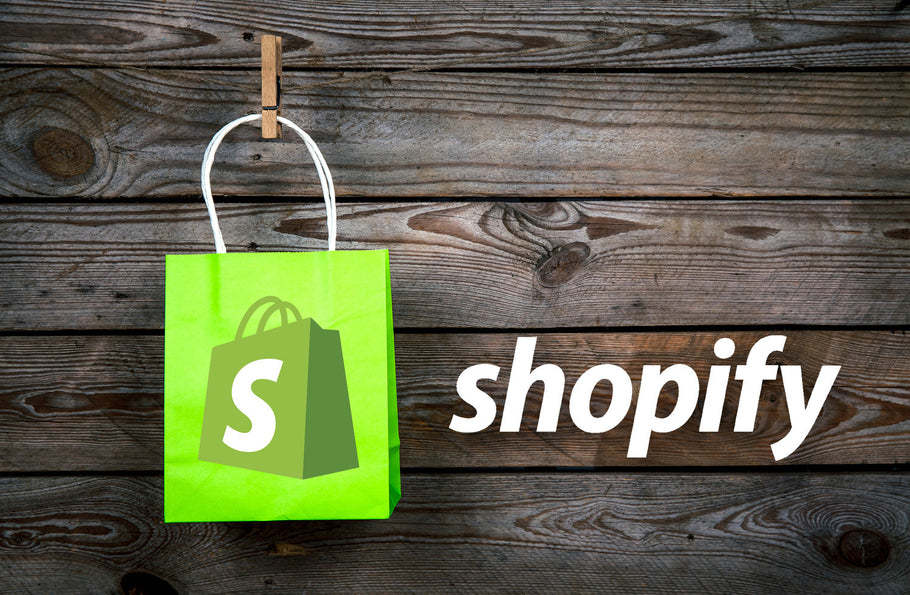 Why we chose Shopify for our website