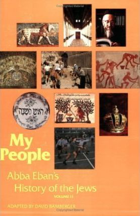My People: Abba Eban's History of the Jews