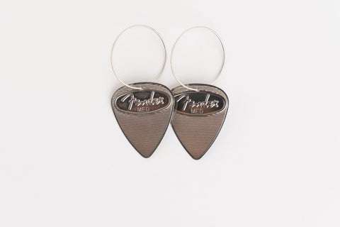 Fender Steel Single Earrings