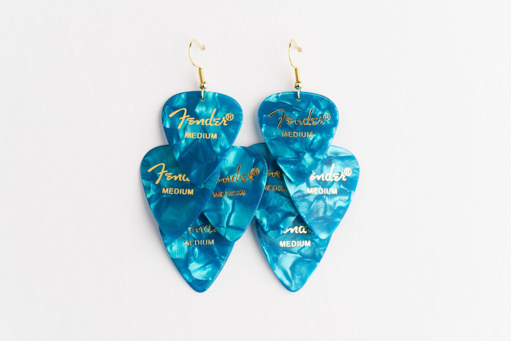 Fender Turquoise Minor Earrings