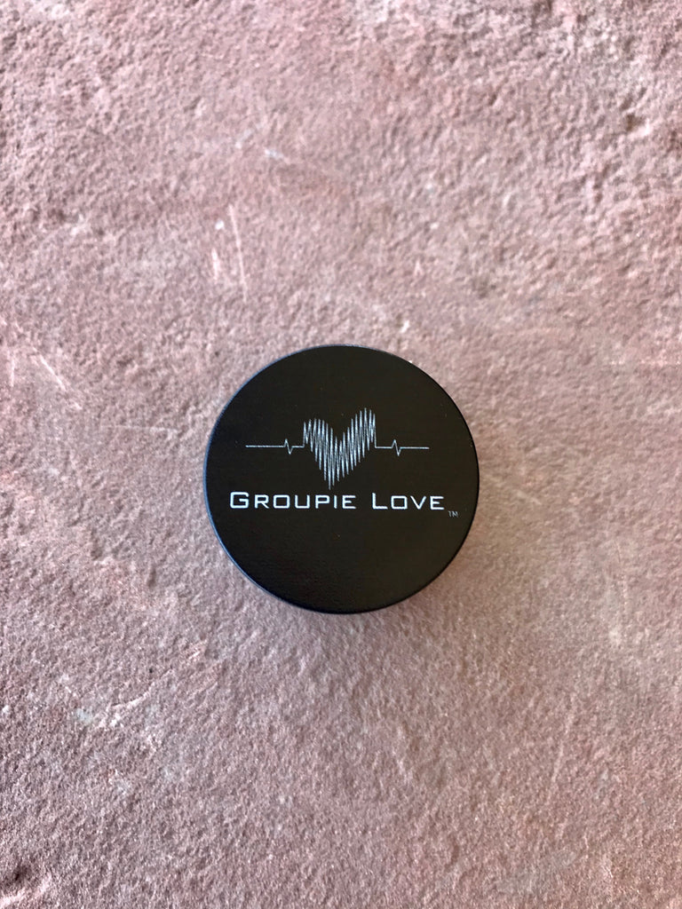 Groupie Love Black Pop Socket