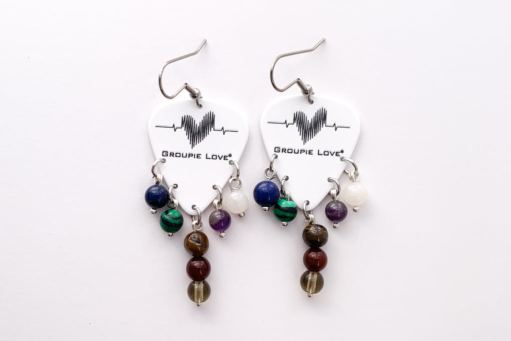 Groupie Love Classic Soundwave Earrings