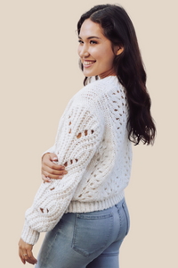 Talia Knit Sweater