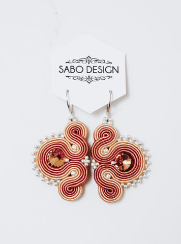 Sunset Soutache