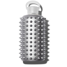 BKR Spiked Glass Water Bottle Large