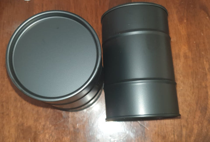 Mini 44 Gallon tin