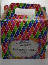 Rainbow Candle Kit