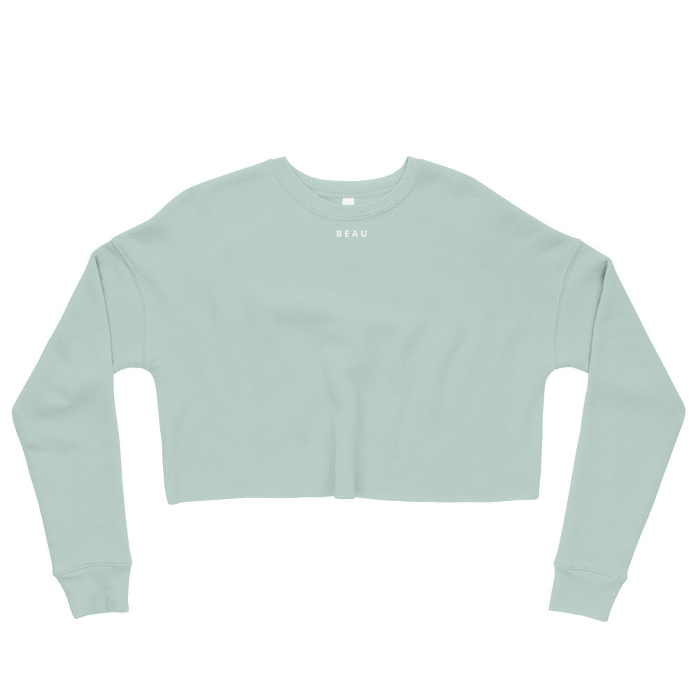 The Monaco Cropped Sweatshirt