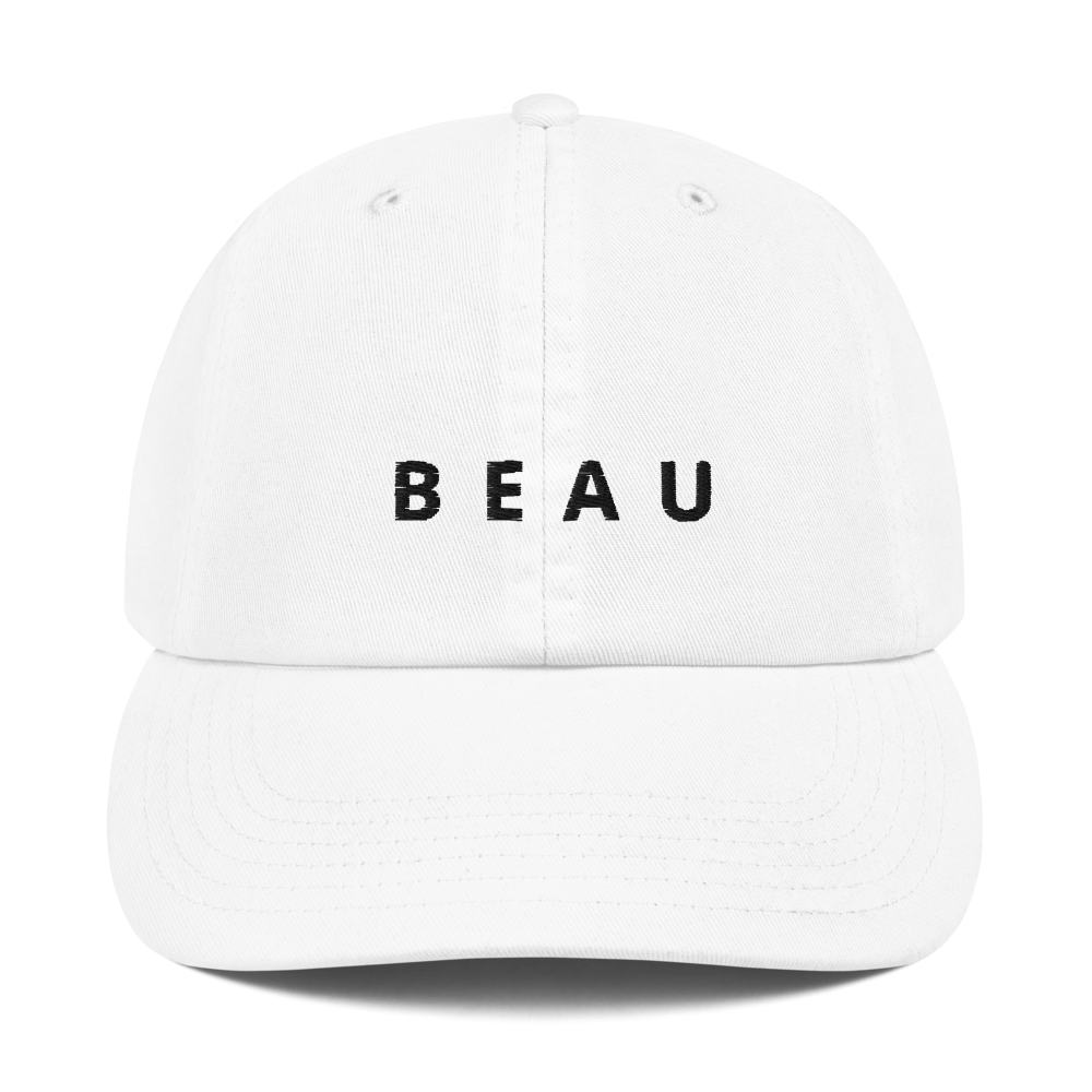 BEAU Champion Dad Cap