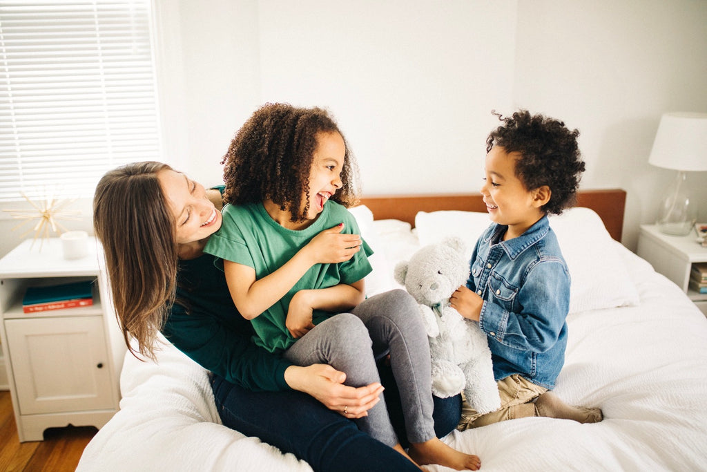 Connecting at Home with Kids