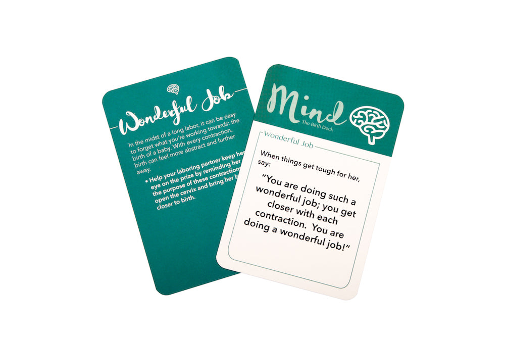 The Birth Journal® and The Birth Deck® Gift Bundle