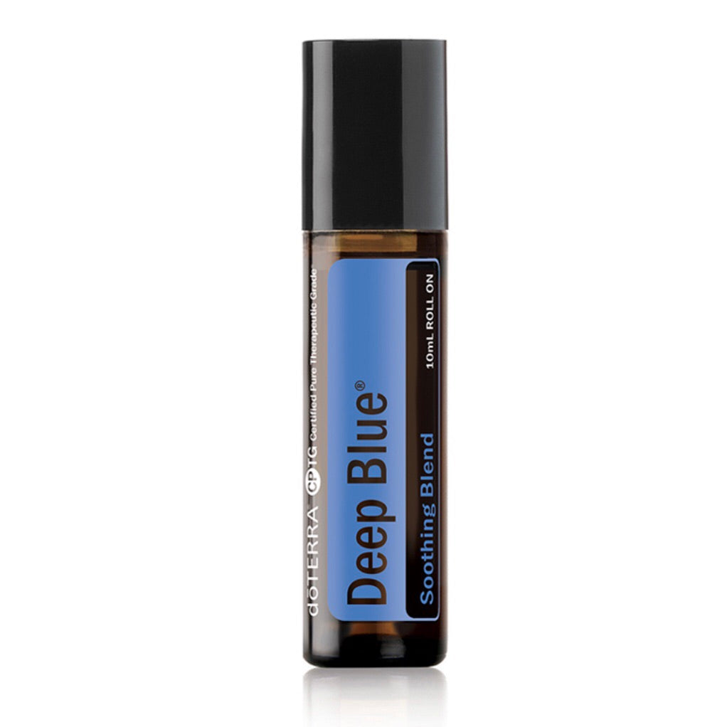 Deep Blue® roll-on<p><i>Soothing Blend</i>