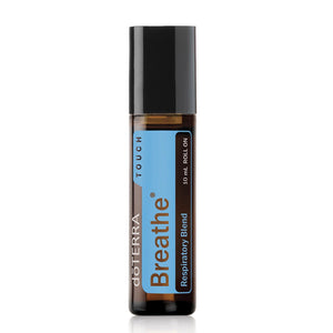 dōTERRA Breathe® Touch<p><i>Respiratory Blend</i>