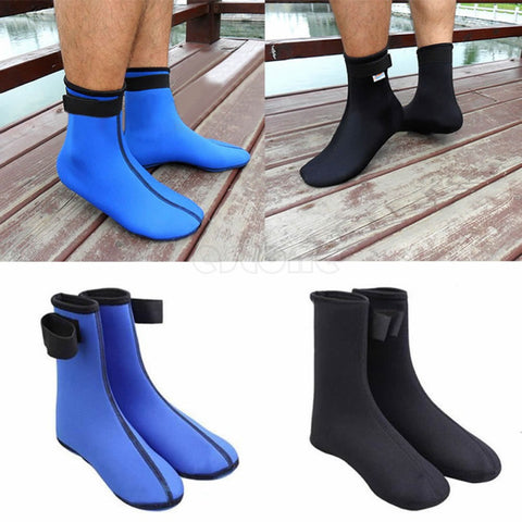 3MM Neoprene Scuba Diving Surfing Socks Water Boots