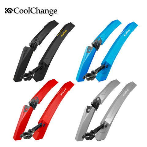 Bicycle Fenders Cycling Mountain Mud Guards 4 Colors