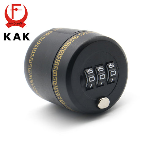 Plastic Bottle Combination Lock Wine Stopper Vacuum Plug