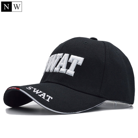Men's Baseball Cap Tactical Cap Mens SWAT Cap Snapback Caps Cotton