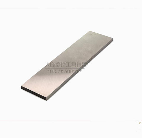 200x30x3mm Knife Billet HRC 60 High-Speed Steel