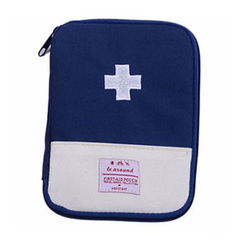 Travel First Aid Emergency Medicine Bag Kits