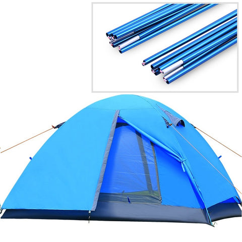Camping Tent Mosquito Net Tent Ultralight Beach Tent Sun Shelter 2 People