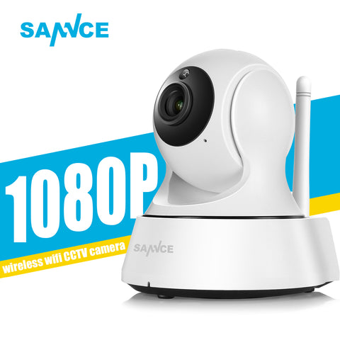1080P Full HD Mini Wireless Wi-fi Camera Sucurity IP CCTV Camera Wifi Network Surveillance Smart IRCUT Night Vision Onvif