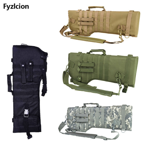 Tactical M4 Rifle Scabbard Backpack