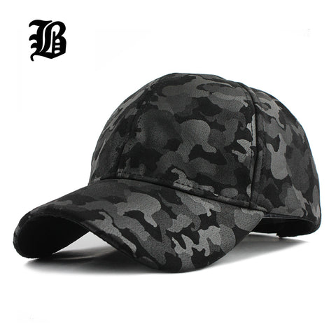 Men and Women Baseball Cap Camouflage Adjustable Snapbacks Cap