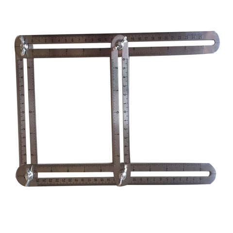 Stainless Steel Angleizer Template Tool Measures Angle Template Tools