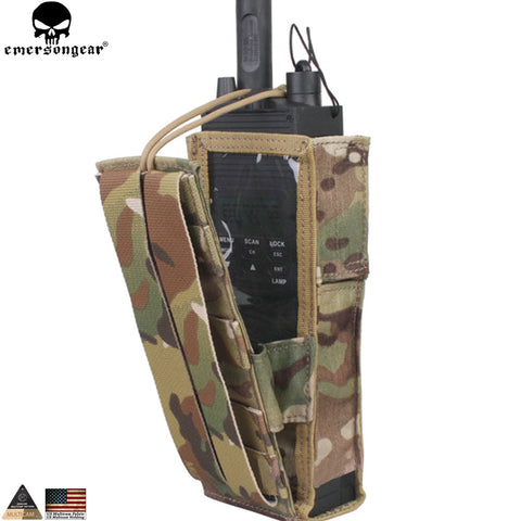 Tactical PRC148/152 Radio Pouch Molle Radio Holder