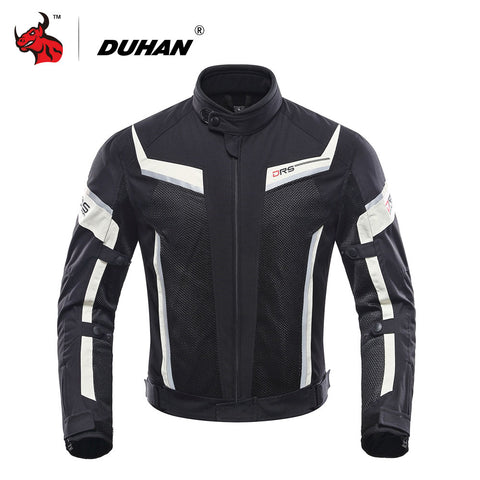 Motorcycle Jacket Summer Mesh Protective Clothing