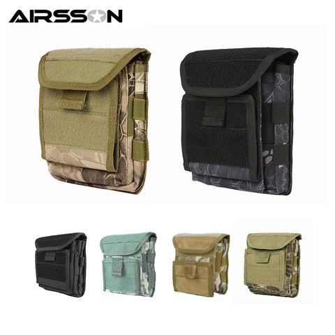1000D Tactical Molle Admin Magazine Storage Map ID Pouch Bag